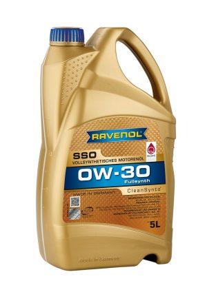 RAVENOL SSO SAE 0W-30 5 L
