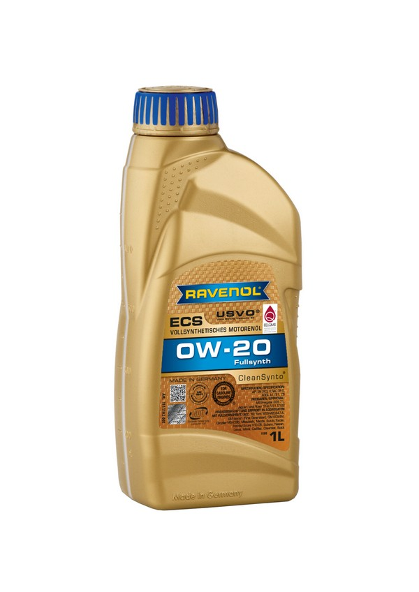 RAVENOL Eco Synth ECS SAE 0W-20 1 L