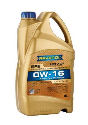 RAVENOL EFE 0W-16 4 L