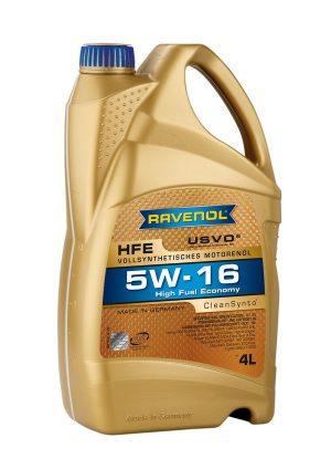 RAVENOL High Fuel Economy HFE SAE 5W-16 4 L