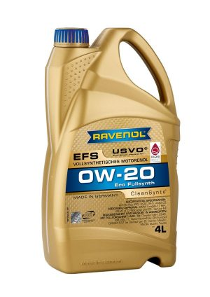 RAVENOL EFS SAE 0W-20 4L