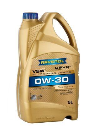 RAVENOL VSW SAE 0W-30 5 L