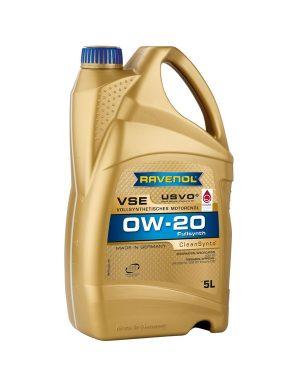 RAVENOL VSE SAE 0W-20 5 L