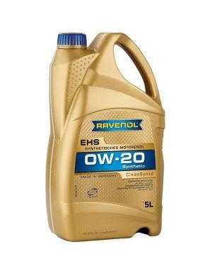 RAVENOL EHS SAE 0W-20 5 L