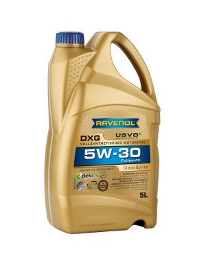 RAVENOL DXG SAE 5W-30 5 L