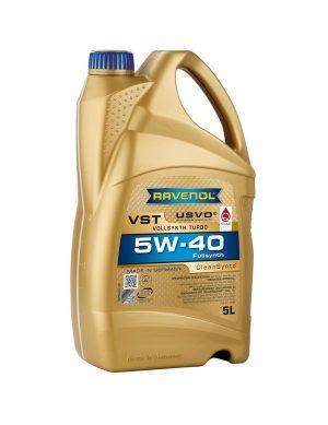 RAVENOL VollSynth Turbo VST SAE 5W-40 5 L