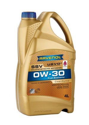 RAVENOL SSV Fuel Economy SAE 0W-30 4 L