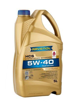 RAVENOL HCS SAE 5W-40 5 L