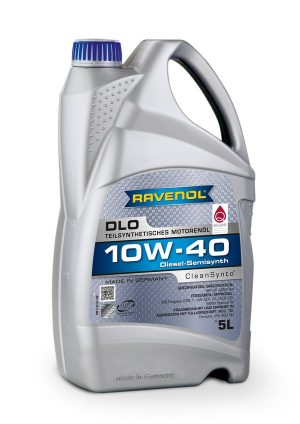 RAVENOL DLO SAE 10W-40 5 L