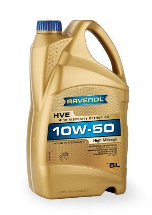RAVENOL HVE SAE 10W-50   5 L
