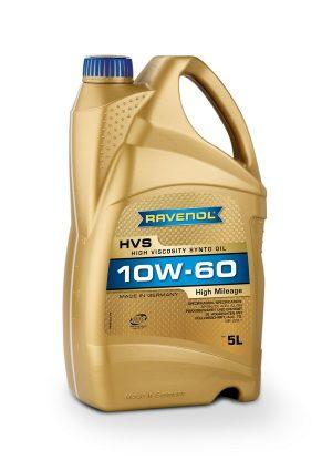 RAVENOL HVS SAE 10W-60 5l 5 L