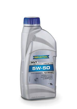 RAVENOL HVT SAE 5W-50 1l 1 L