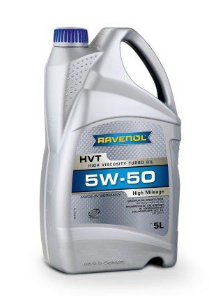 RAVENOL HVT SAE 5W-50  5 L