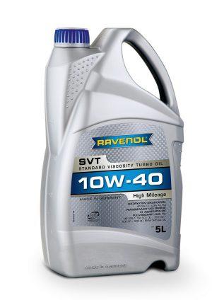 RAVENOL SVT SAE 10W-40  5 L