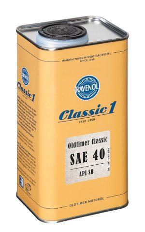 RAVENOL Oldtimer Classic SAE 40 API SB 1 L