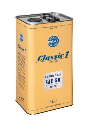 RAVENOL Oldtimer Classic SAE 50 API SB 5 L