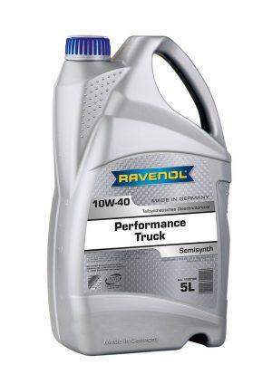 RAVENOL Performance Truck SAE 10W-40 5 L