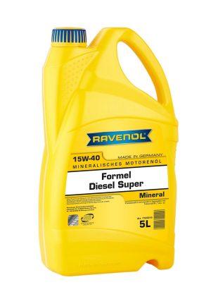 RAVENOL Formel Diesel Super SAE 15W-40 5 L