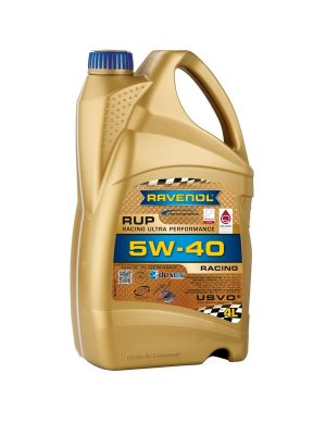 RAVENOL RUP Racing Ultra Performance SAE 5W-40 4 L