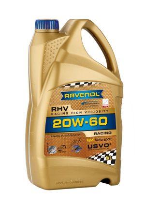RAVENOL RHV Racing High Viscosity SAE 20W-60 5 L