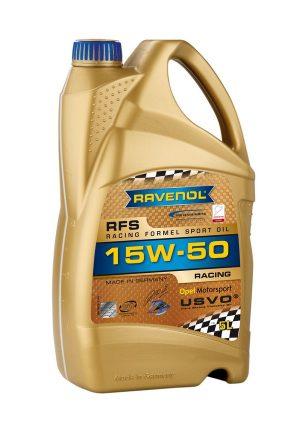 RAVENOL RFS SAE 15W50 5 L