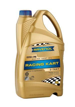 RAVENOL Racing Kart 2T 4 L