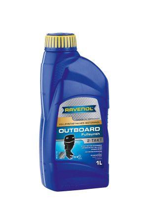 RAVENOL Outboardoel 2T Fullsynth. 1 L