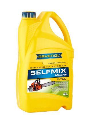 RAVENOL Selfmix 2T 4 L
