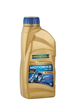 RAVENOL Motobike 4-T Ester 5W-40 1 L