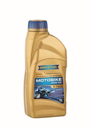 RAVENOL Motobike V-Twin 20W-50 Fulls. 1 L