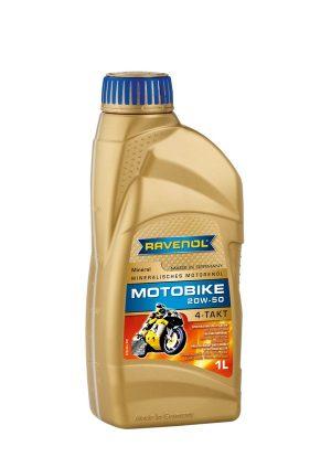 RAVENOL Motobike 4-T Mineral 20W-50 1 L
