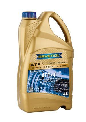 RAVENOL ATF+4 Fluid 4 L