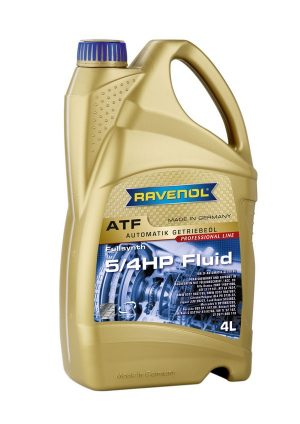 RAVENOL ATF 5/4 HP Fluid 4 L