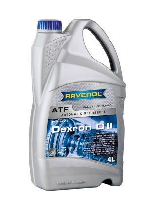 RAVENOL ATF Dexron D II 4 L