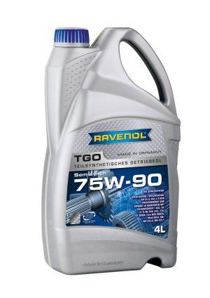RAVENOL Getriebeoel TGO SAE 75W-90 API GL 5 4 L