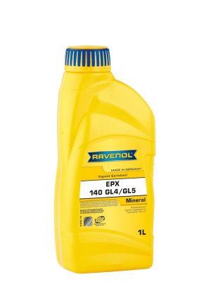 RAVENOL Getriebeoel EPX SAE 140 GL4/GL5 1 L
