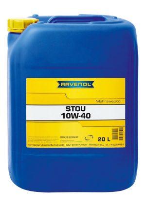 RAVENOL STOU SAE 10W-40 20 L