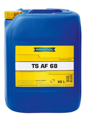 RAVENOL Hydrauliköl TS AF 68 (aschefrei): 20 L