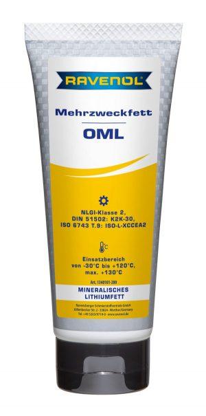 RAVENOL Mehrzweckfett OML 200 g Tube