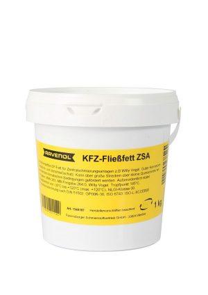 RAVENOL KFZ-Fließfett ZSA 1 kg