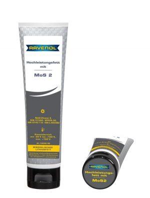 RAVENOL Hochleistungsfett mit MoS-2 100 g Tube