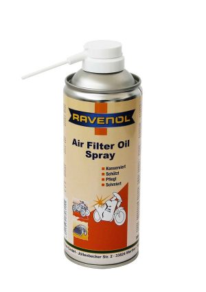 RAVENOL Air Filter Oil Spray 0.4L = 400 ml