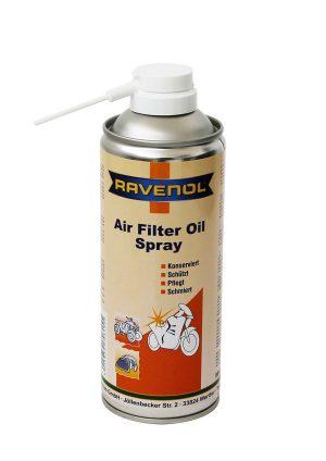 RAVENOL Air Filter Oil Spray 0.4L = 400 ml