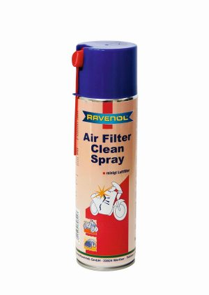 RAVENOL Air Filter Clean Spray 0.5L = 500 ml