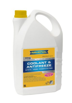 RAVENOL TTC Trad. Techn. Coolant Concentrate 5 L
