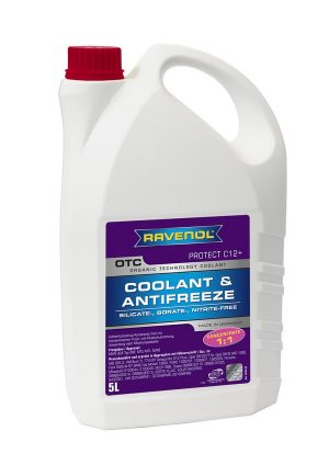 RAVENOL OTC Concentrate Protect C12+ 5 L