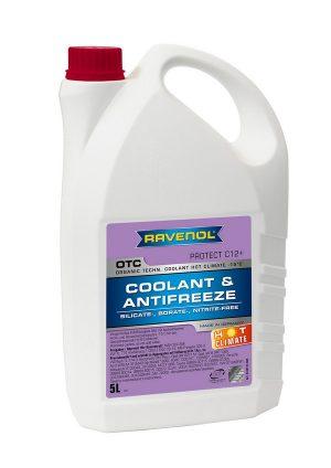 RAVENOL OTC Hot Climate -15°C Protect C12+ 5 L
