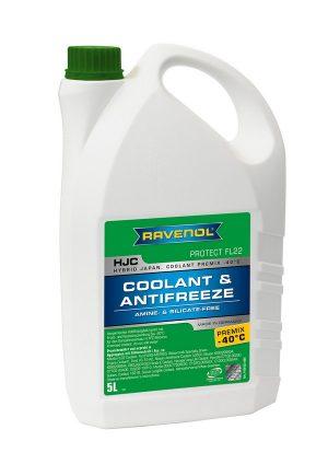 RAVENOL HJC Premix -40°C Protect FL22 5 L