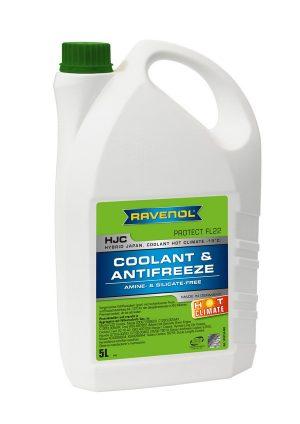 RAVENOL HJC Hot Climate -15°C Protect FL22 5 L