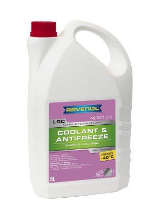 RAVENOL LGC Premix -40°C Protect C13 5 L